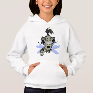 QUEEN HORSHA ALIEN CARTOON Hoodie Girl 2