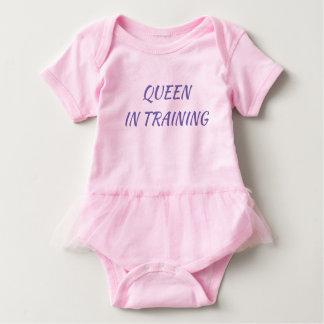 Queen In Training Infant Bodysuit