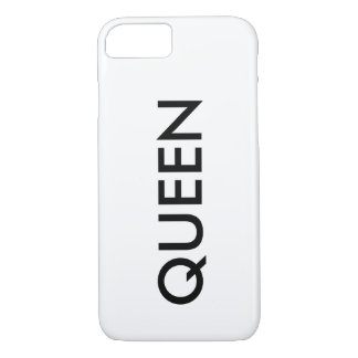 Queen iPhone 8/7 Case