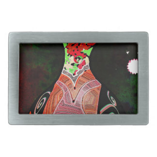 Queen Irulan Rectangular Belt Buckle