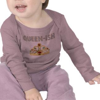 Queen-ish Pink Tshirt