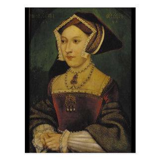 Queen Jane Seymour Postcard