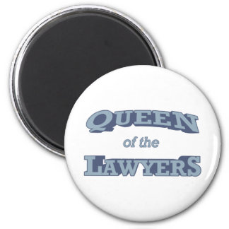 Queen Lawyer Refrigerator Magnets