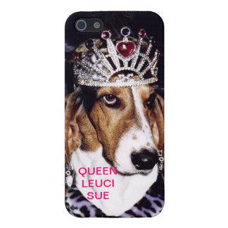 Queen Leuci Sue IPhone Protector iPhone 5 Cases