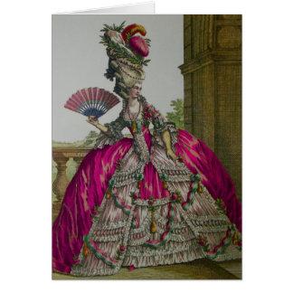 Queen Marie Antoinette ~ Card