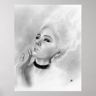 Queen Marie Antoinette Poster
