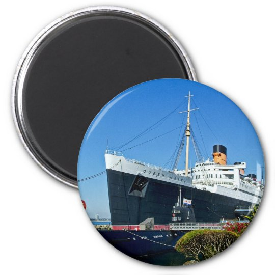 Queen Mary & Sub Magnet