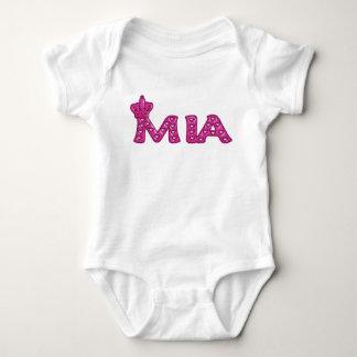 Queen Mia Baby Bodysuit