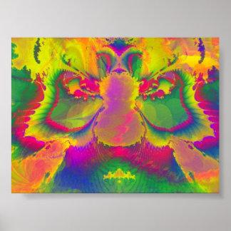 Queen Moth Poster