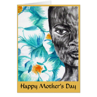 Queen Mother's Day Card by Alicia L. McDaniel