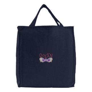 Queen Mum Canvas Bags