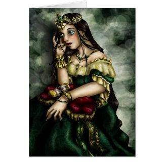 Queen Nallira Card
