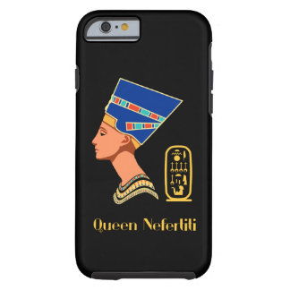 Queen Nefertiti Tough iPhone 6 Case