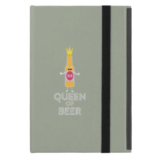 Queen of Beer Zh80k Cover For iPad Mini