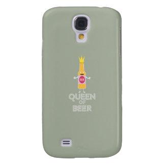 Queen of Beer Zh80k Galaxy S4 Case