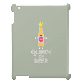 Queen of Beer Zh80k iPad Cases