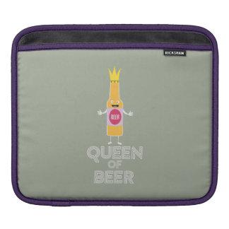 Queen of Beer Zh80k iPad Sleeve