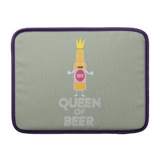 Queen of Beer Zh80k MacBook Sleeve