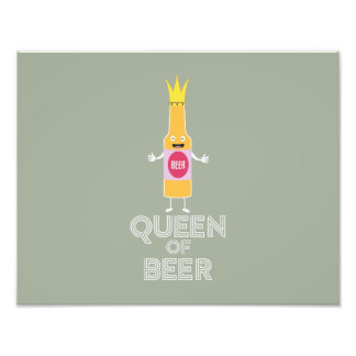 Queen of Beer Zh80k Photo Art