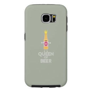 Queen of Beer Zh80k Samsung Galaxy S6 Cases