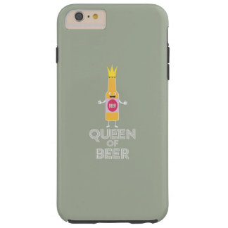 Queen of Beer Zh80k Tough iPhone 6 Plus Case