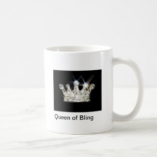 Queen of Bling Coffee Mug