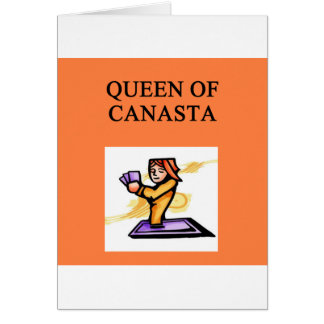 (queen of canasta card