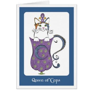 Queen of Cups Card