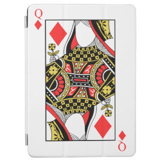 Queen of Diamonds - Add Your Image iPad Air Cover