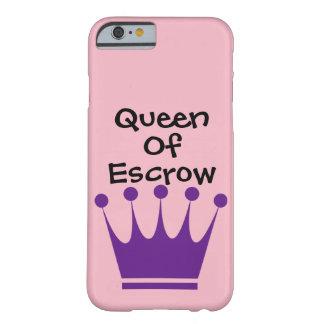 Queen Of Escrow Phone Case - Galaxy S7