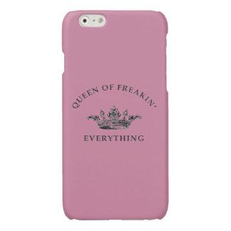 Queen of Freakin Everything Phonecase