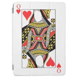 Queen of Hearts - Add Your Image iPad Air Cover