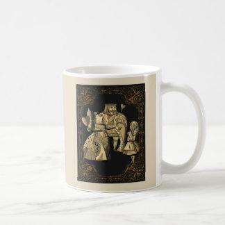 Queen of Hearts Alice in Wonderland Mug