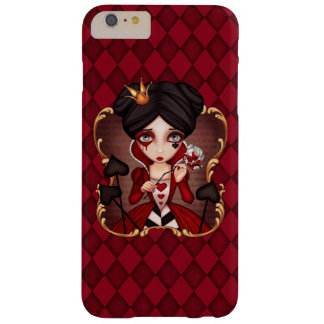 Queen Of Hearts Barely There iPhone 6 Plus Case