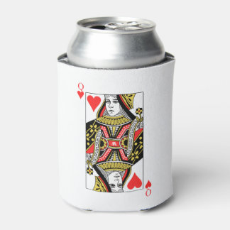 Queen of Hearts Can Cooler