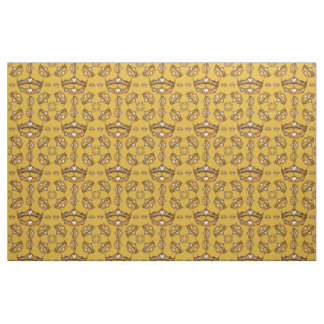 Queen of Hearts gold crowns and tiaras gold fabric