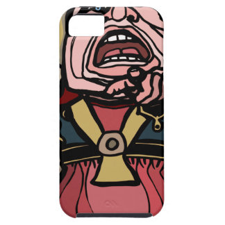 Queen of Hearts iPhone 5 Cases
