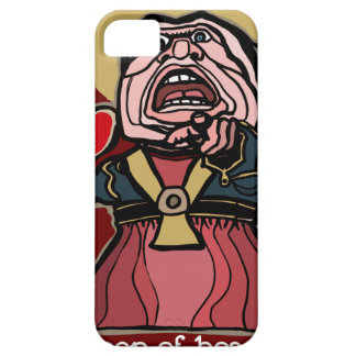 Queen of Hearts iPhone 5 Covers