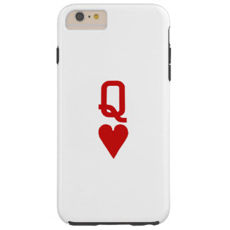 Queen of Hearts iPhone 6/6S Plus Tough Case
