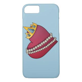 Queen of Hearts iPhone 7 Case