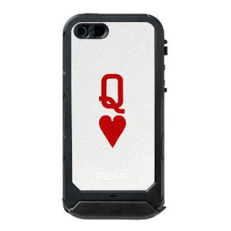 Queen of Hearts iPhone SE/5/5S Incipio ATLAS ID Incipio ATLAS ID™ iPhone 5 Case