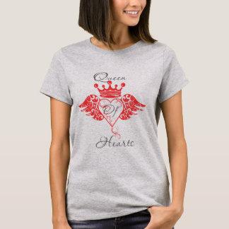 Queen of Hearts Tee