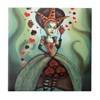 Queen of Hearts Tile