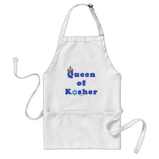 Queen of Kosher Standard Apron