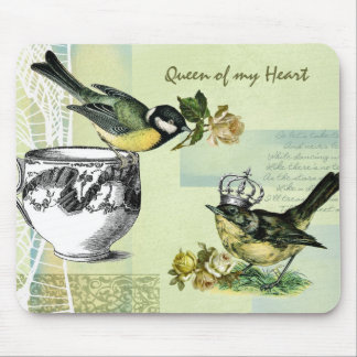 Queen of my Heart Valentine s Day Gift Mousepad