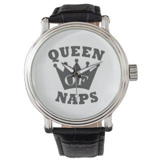 Queen of Naps Watch