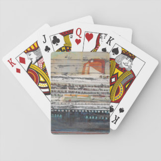 Queen of Ships Playing Cards