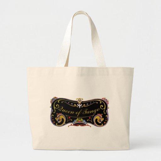 Queen of Tango exclusive design! Bags