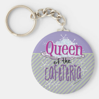 Queen of the Cafeteria - Lunch Lady Key Ring