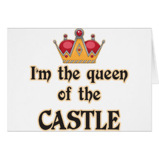 Queen of the Castle Cards